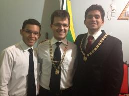 Ladeado do Ir. Samuel Lustosa e do Ir. Marcelo Victor, GME-PI