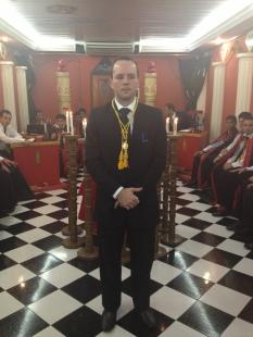 Ir. Joaquim é o Chevalier do ano 2012 do Cap. Luiz Neto!
