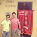 Visitando a secretaria do Cap. Luiz Neto, nº 408