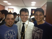 Grandes Seniores DeMolays! =)